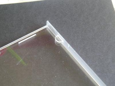 Dismantle and Trim Jewel Case