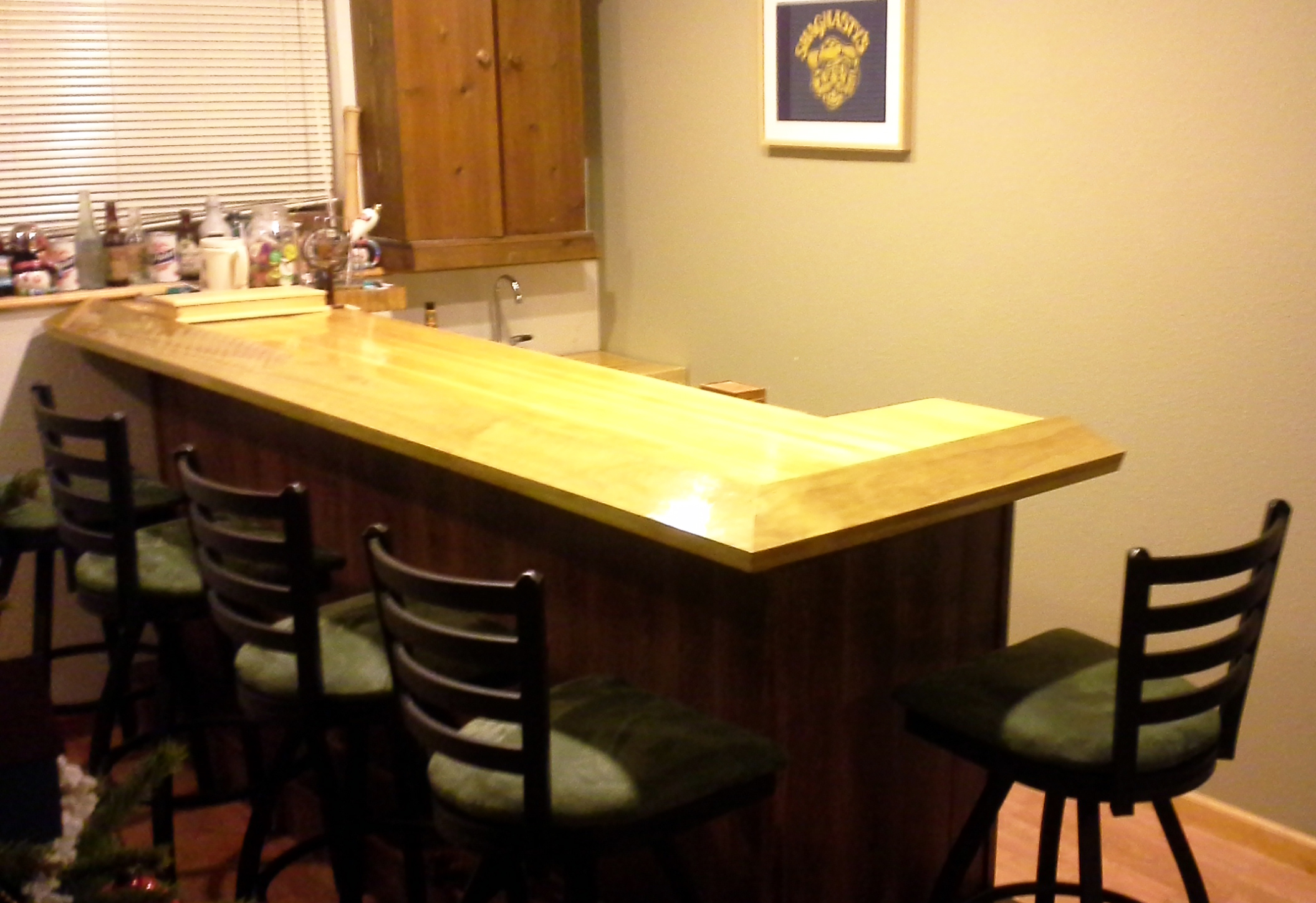 Picture of The Finished Bar