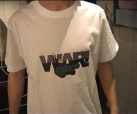 Customized T-Shirts!