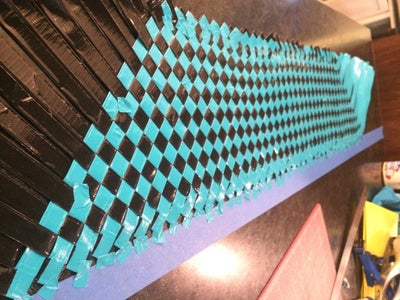Weaving the Duct Tape