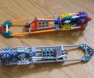 K'NEX Grenade Round for I_am_Canadian's Heavy Cannons