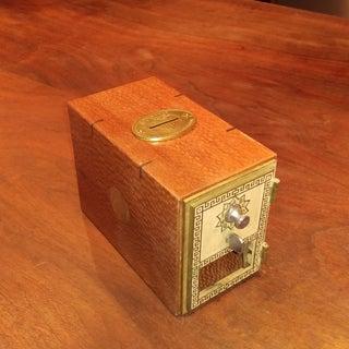 Post Office Box Piggy Bank/Safe.