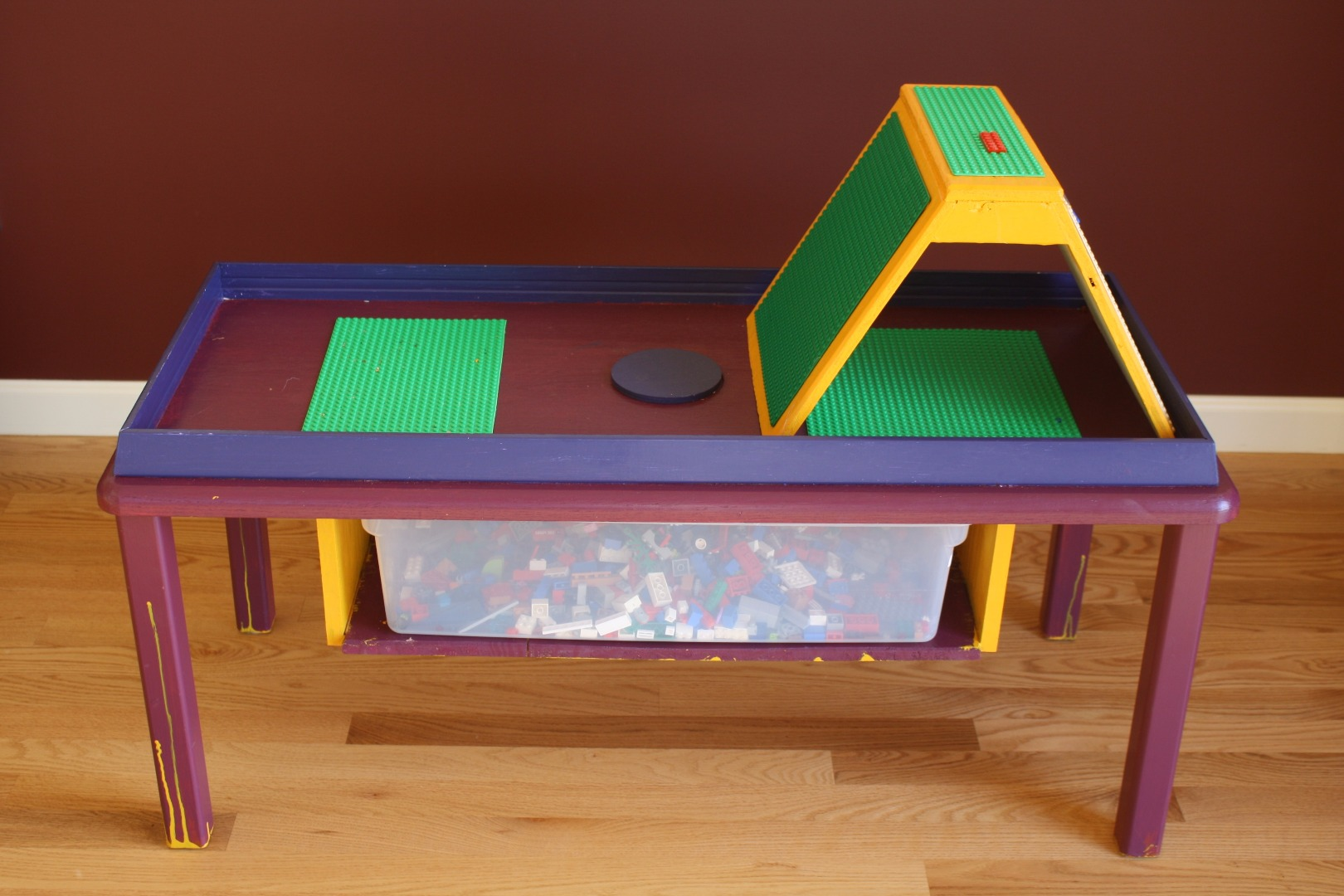 Picture of Attach LEGO Baseplates