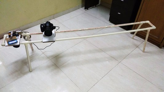 DIY Time Lapse Dolly