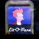 Lit-O-Pane (Full Color Edge-Lit Photo!!!)