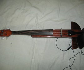 Electric Violin V1