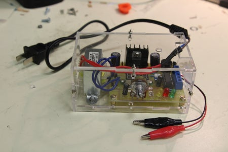 Soldering Miscellaneous PTH Components