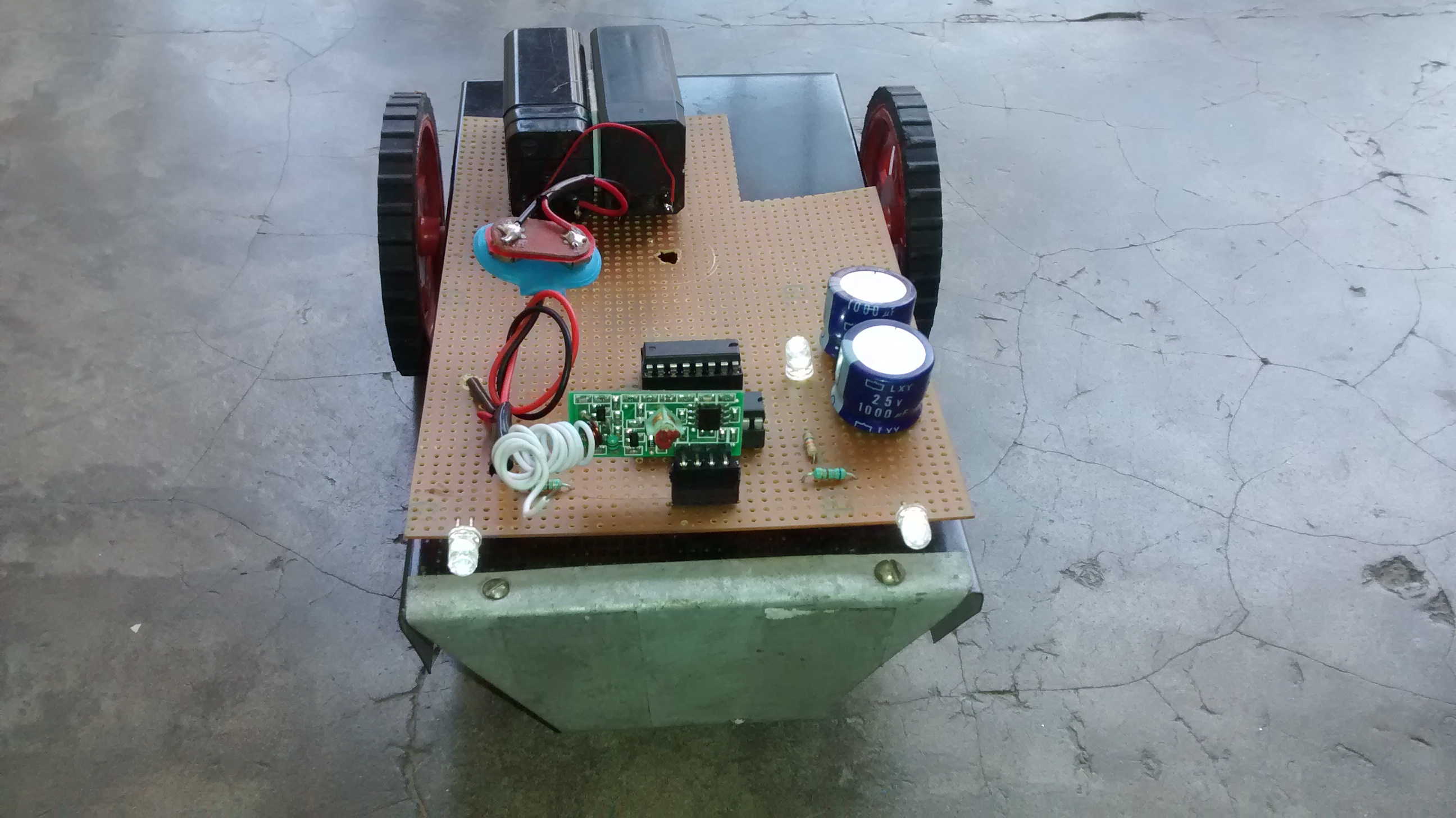 Picture of Homemade Rc Car