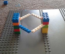 LEGO CAR LIFT