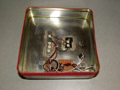 Mount Components to the Box