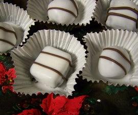 Peanut Butter / Chocolate Cookie Balls