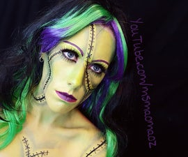 Frankenstein Girl!