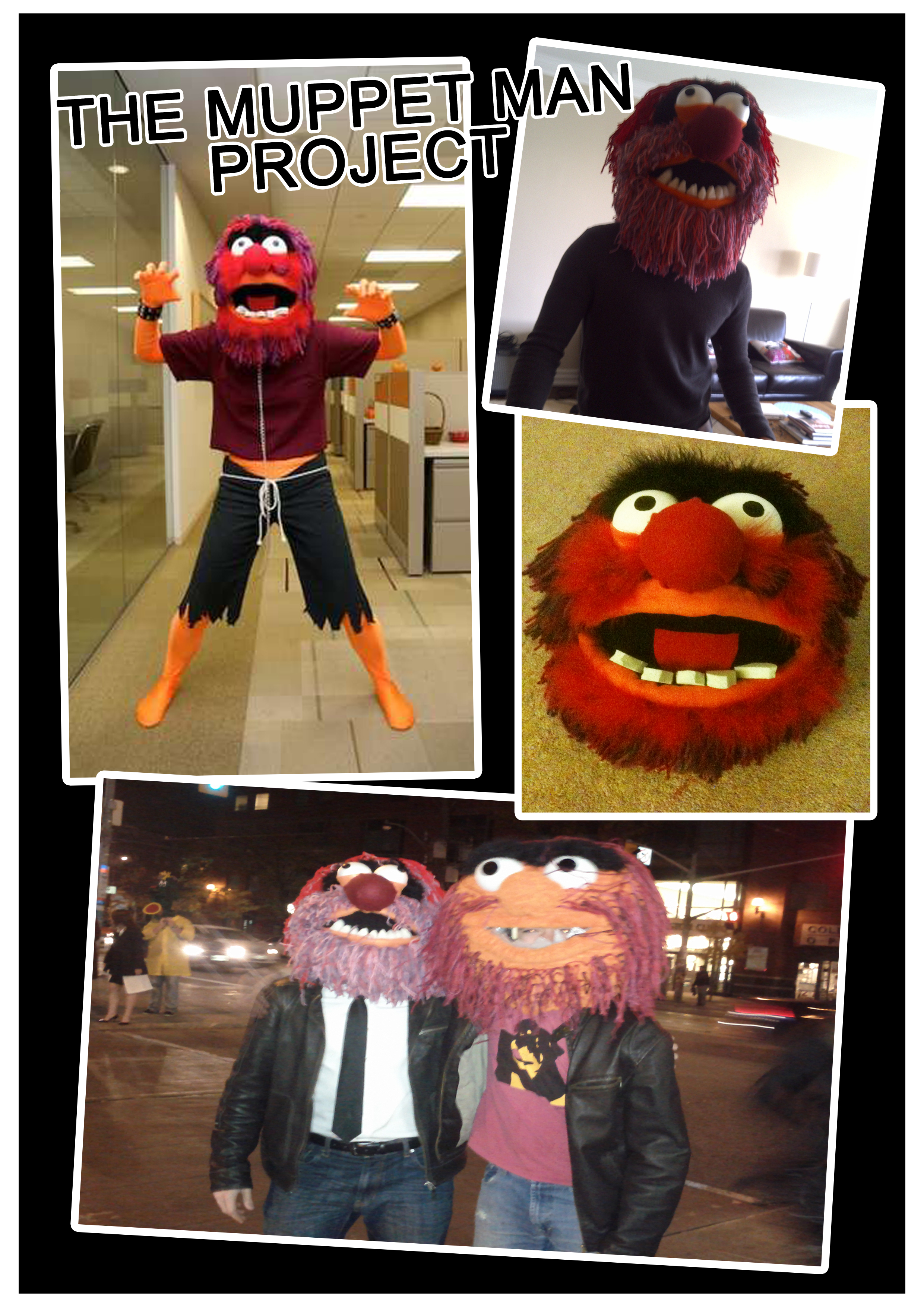 Picture of Your Muppet Head Creations \m/