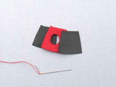 Minutes 1&2: Conductive Fabric