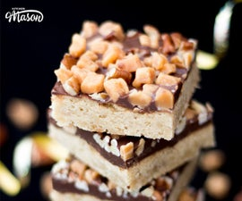 How to Make the Best Pecan Fudge Crunch Bars