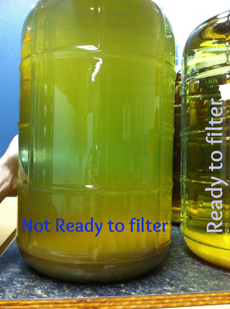 Picture of Clearing and Filtering