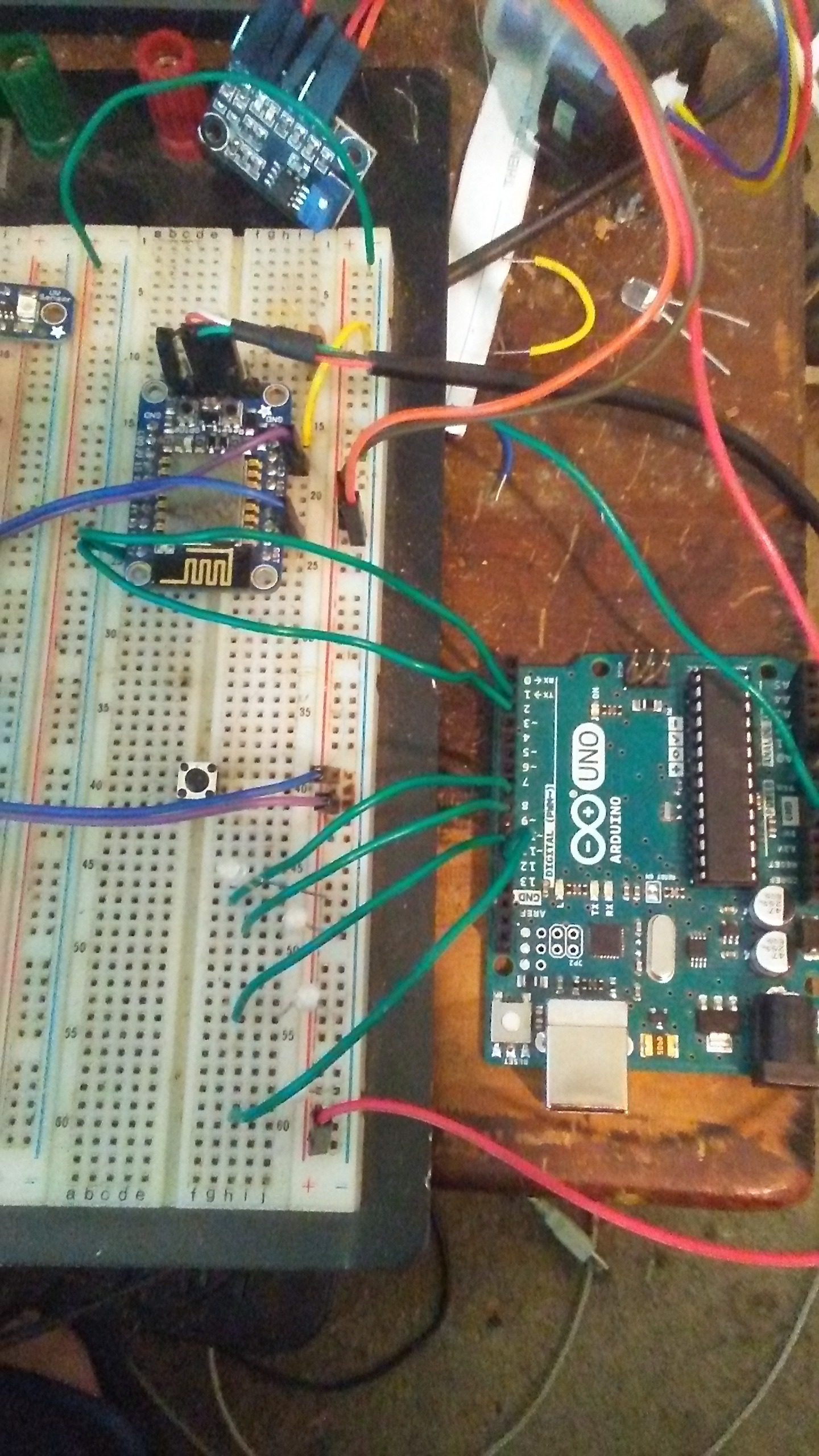 Picture of Controlling Your Arduino With HTML/Javascript the Easy Way