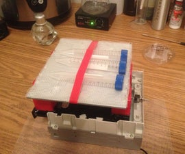 Cheap and Easy Lab Agitator / Shaker (Great for PCBs too!)