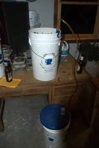 Transfer Beer to Secondary