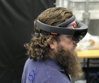 IoT: Control the HoloLens Using Your Eyebrows (EMG)