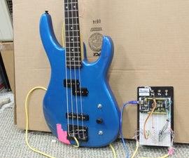 "DIY Guitar Midi Controller (a.k.a. ""Guitorgan"")"