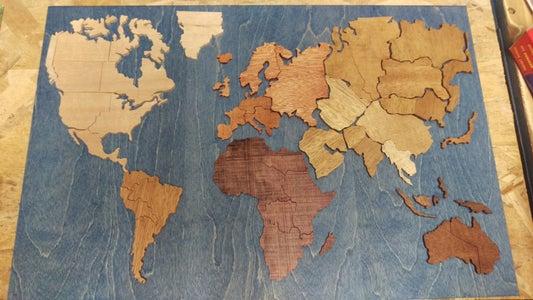 Make Your Continents Unique...