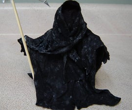 The Grim Reaper and other Starched Fabric Spirits