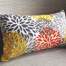 Simple pillow cover with zipper