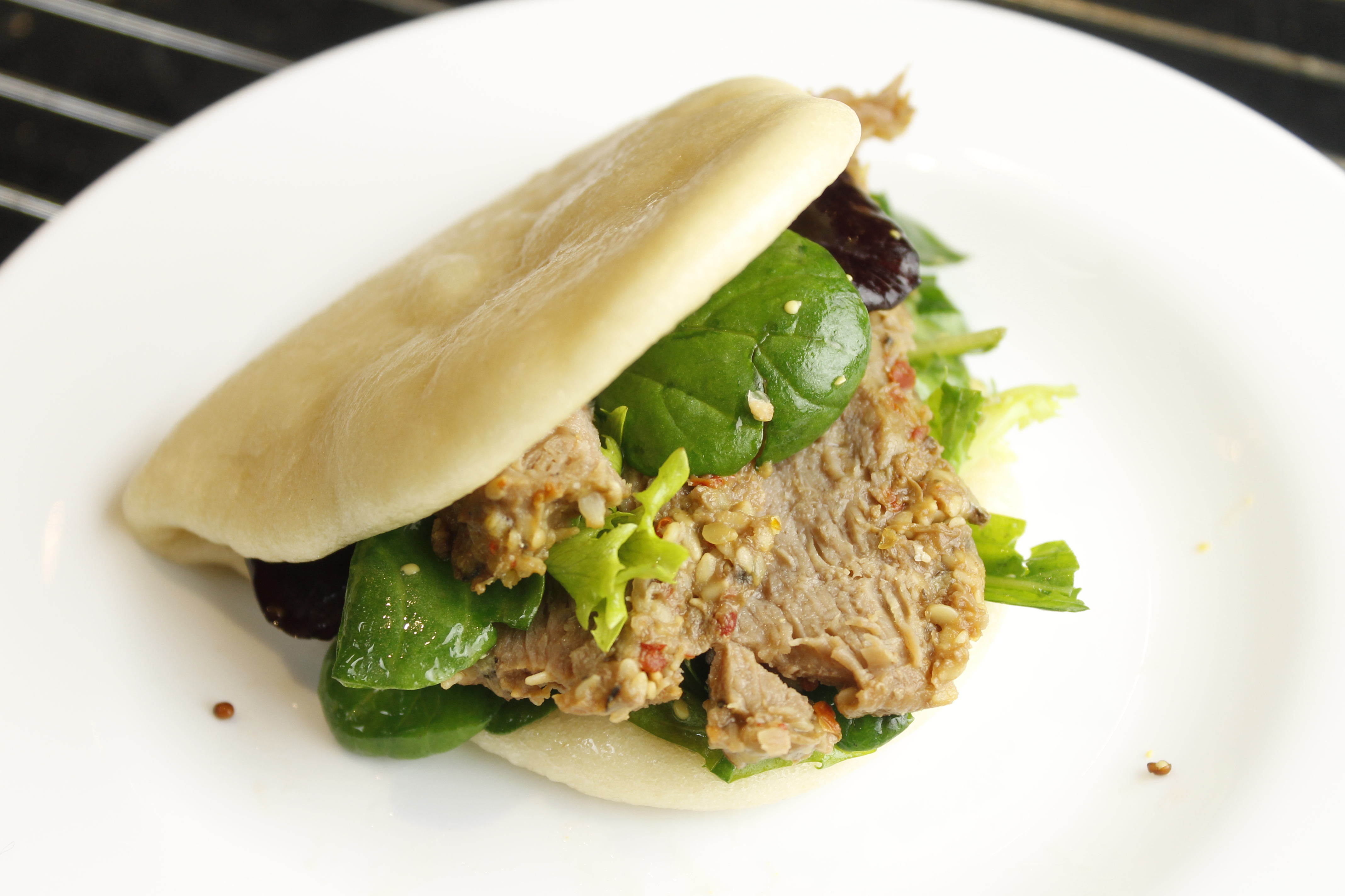 Picture of How to Make Sourdough Steamed Buns (Gua Bao)