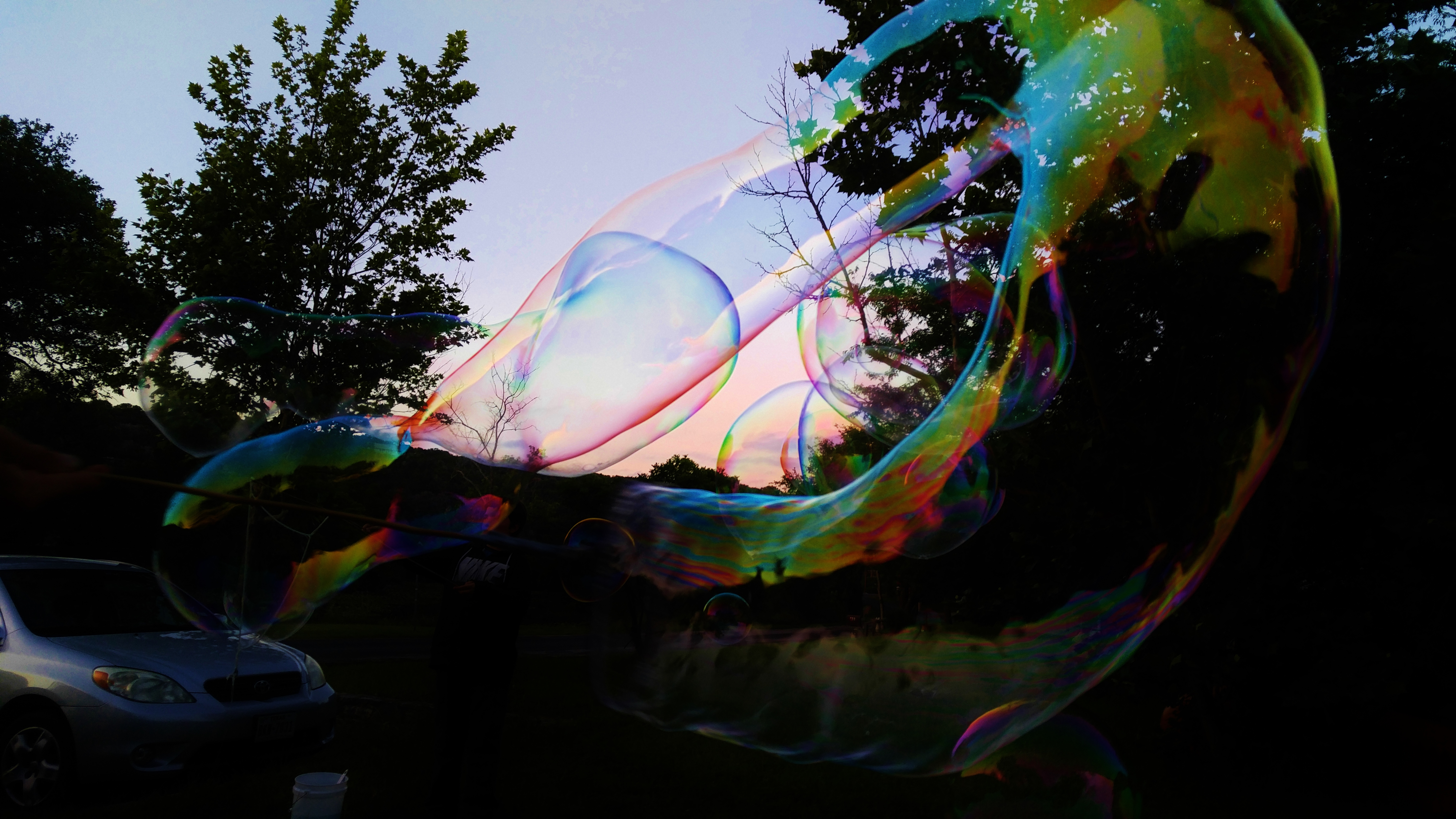 Picture of Set Up a BODACIOUS BUBBLE STATION for PARTIES, FESTIVALS & EVENTS - CREATE YOUR OWN GIANT FUN!!!