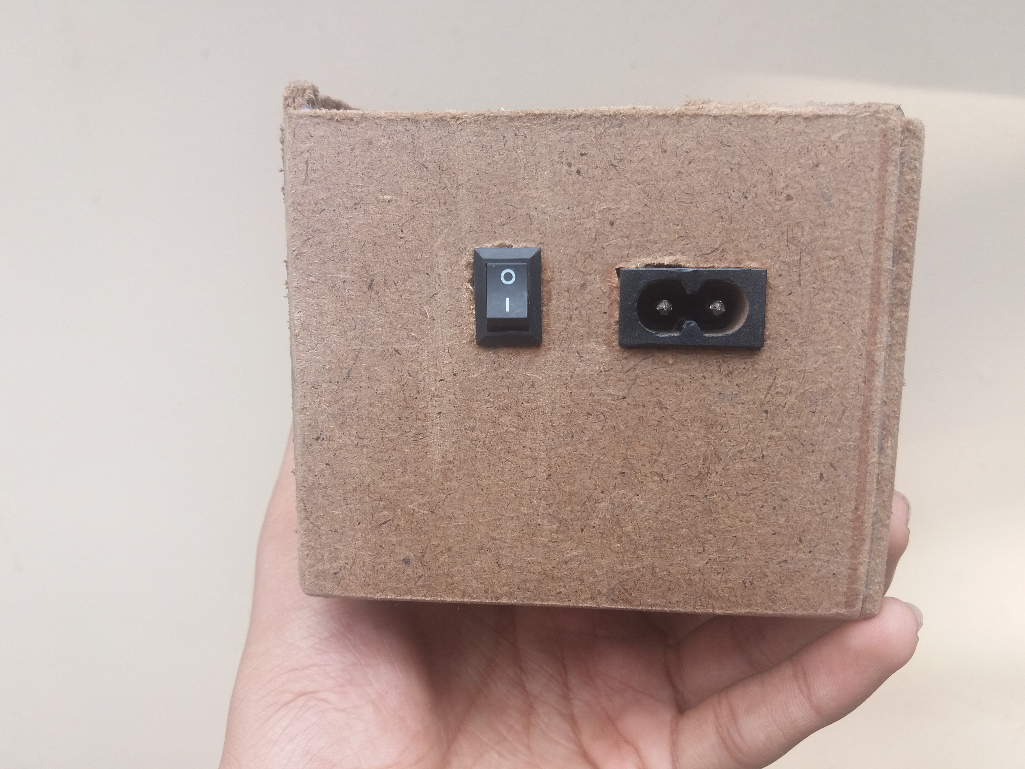 Picture of Adding Switch and Female Connector.