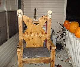 Electric chair on a budget