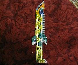 moxx's combat knife