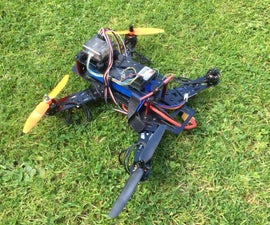 Build a Mini Racing Quadcopter for £50
