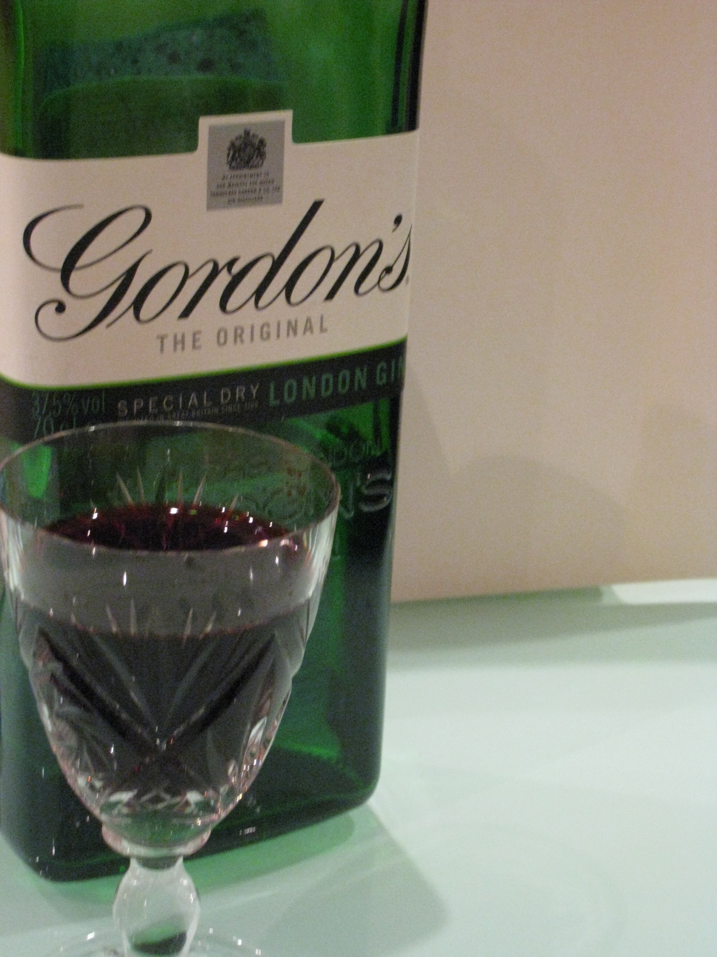 How To Make Sloe Gin >> How To Make Sloe Gin 8 Steps With Pictures Instructables