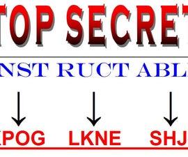 Spy tech - Practical Codes