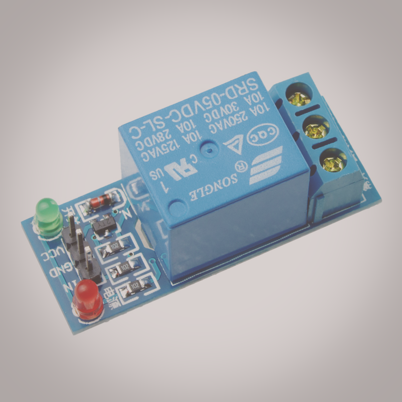 Picture of 5V Relay (Raspberry Pi)