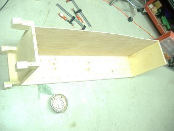 Assemble Cabinet Frame