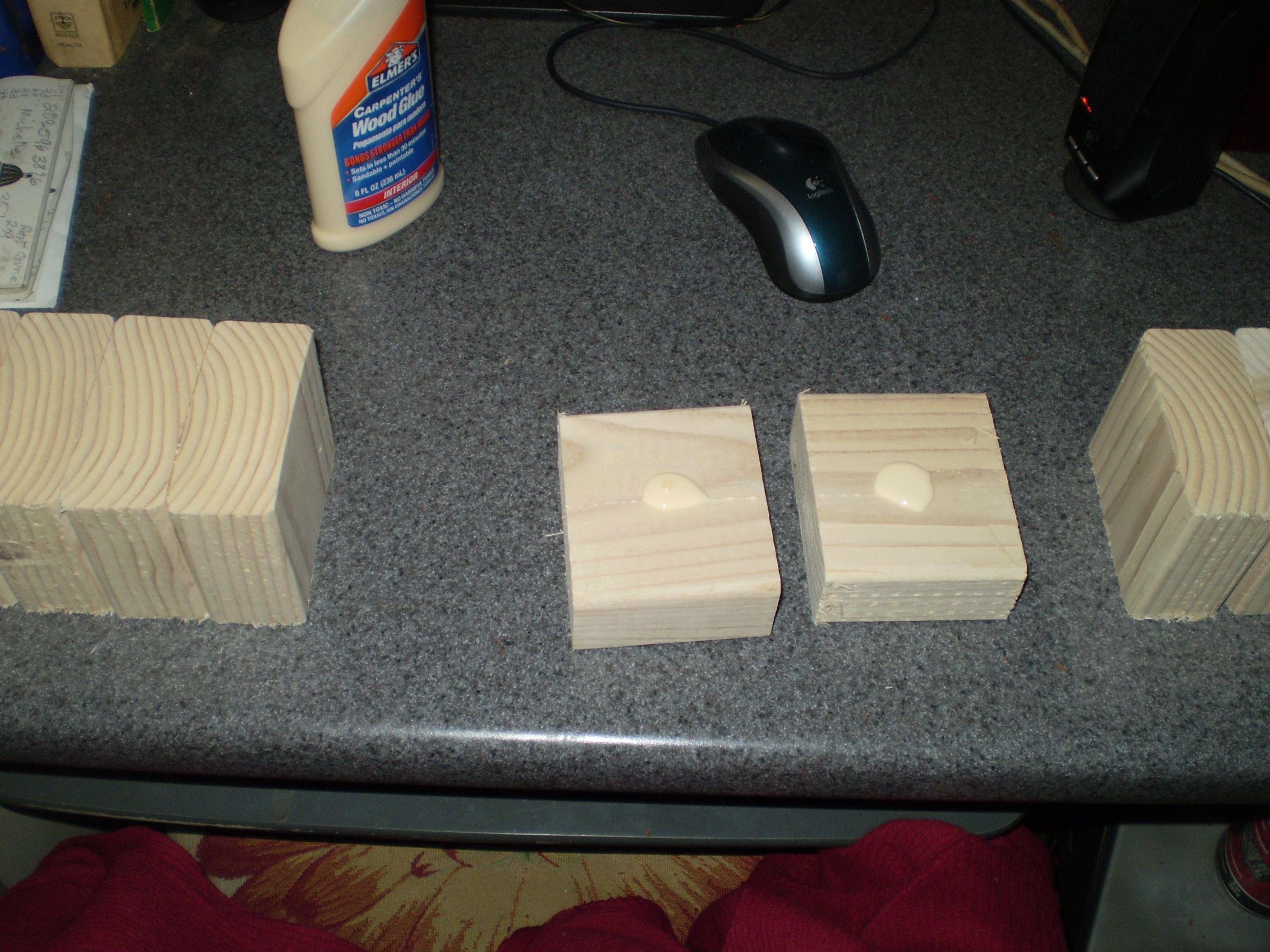 Picture of Corner Blocks