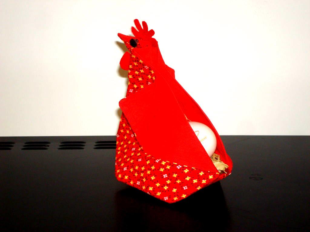 Picture of Origami Abundance Hen