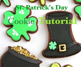 How to Make St. Patrick's Day Pot of Gold Cookies