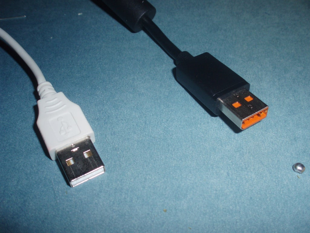 Wiring an Xbox Kinect for USB on