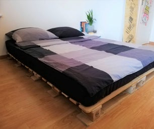 From Pallets to Bed