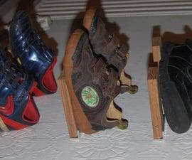 Flippin' Shoe Holders
