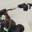 1Sheeld Controlled Robotic Arm