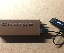 Super Easy 9V Emergency USB Charger