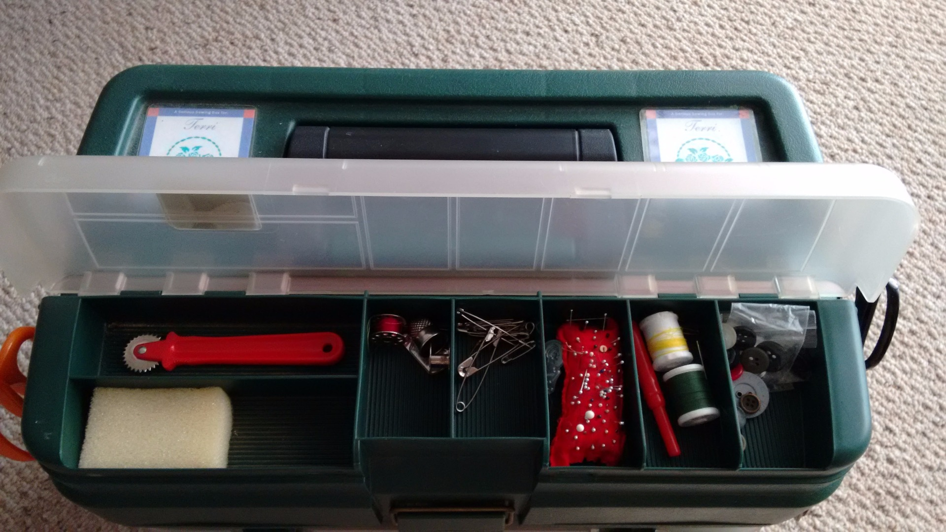Picture of Quick Access Lid Storage