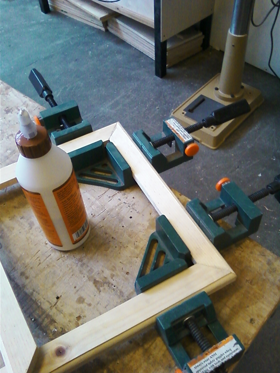Picture of Glue Up / Finishing