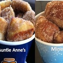 Auntie Anne's pretzel bites