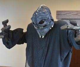 7' Monster Costume